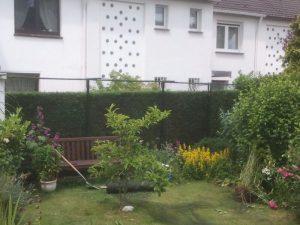 Katzensichere Gartenvernetzung