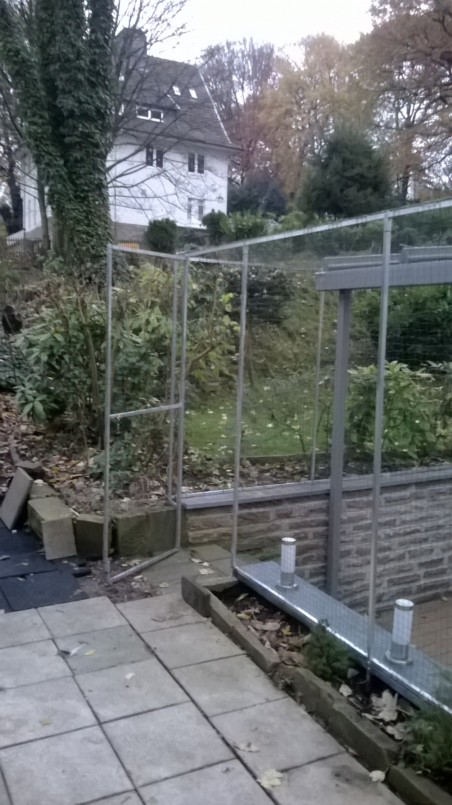 Gut gemocht Terrassen katzensicher - Der Katzennetz-Profi EY06
