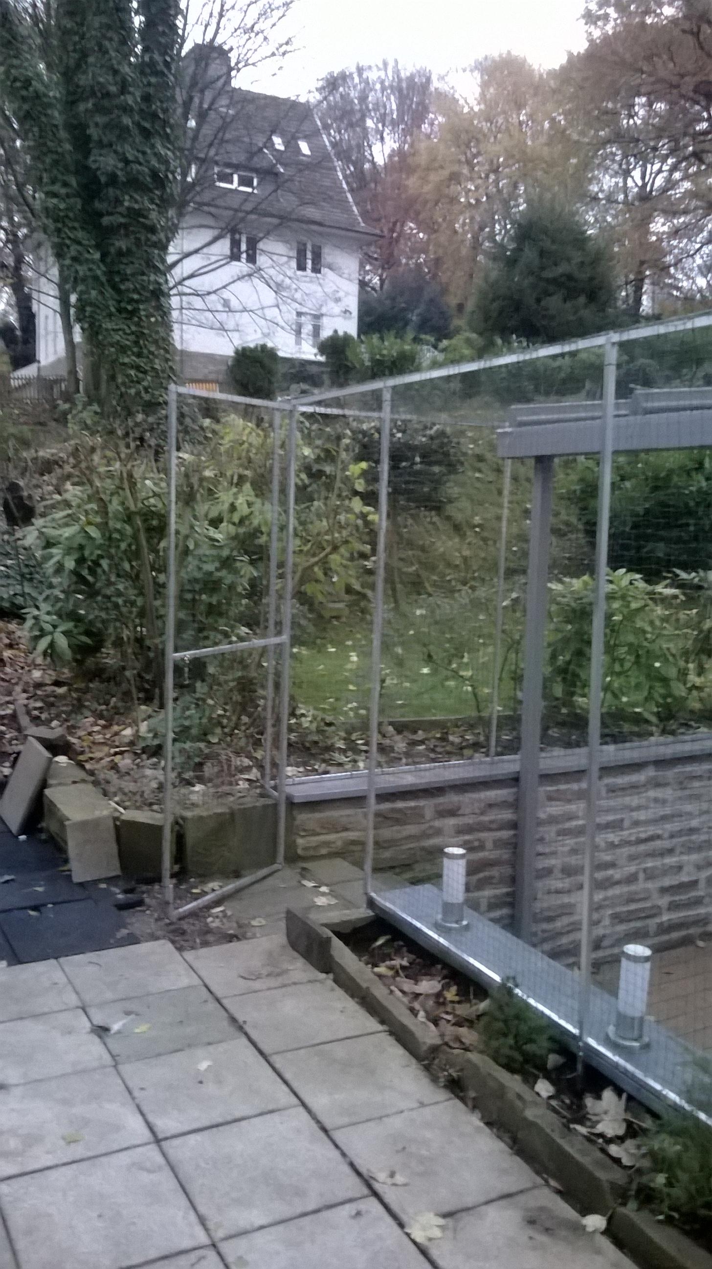 terrassen katzensicher der katzennetz profi. Black Bedroom Furniture Sets. Home Design Ideas